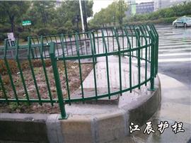 渭南市枪尖绿化带护栏