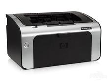 惠普黑白激光打印机P1108