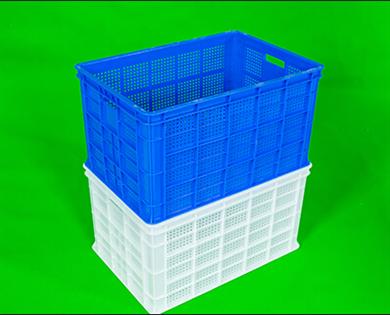 重庆花椒筐 白色塑料筐生产厂家