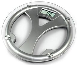 鋁柱圓型人體秤-1355