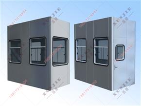 XJ-F01福建不锈钢收费亭,福建高速公路收费亭生产厂家