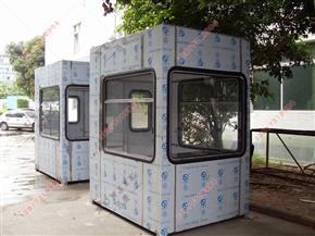 XJ-F05厦门不锈钢收费亭生产厂家,厦门港口收费亭