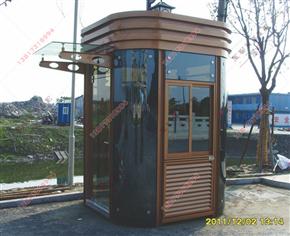 XJ-G10晋江钢结构岗亭定做,石狮钢结构保安岗亭