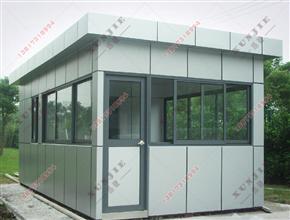 XJ-L05漳州铝塑板岗亭,漳州铝塑板岗亭价格