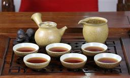 悟緣·成套茶器 -1002