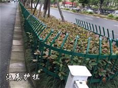 威海市绿化带草坪护栏