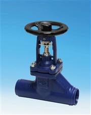 德国阿瑞FIG.34.040波纹管对焊截止阀