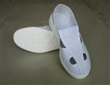 帆布四孔鞋