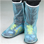 PVC软底鞋套