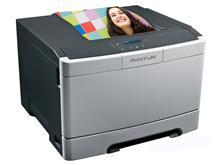 奔图彩色激光打印机CP2500DN