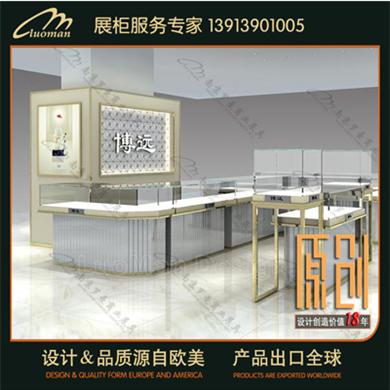南京不锈钢珠宝展柜工厂_南京珠宝展柜厂家_南京哪里做珠宝展柜