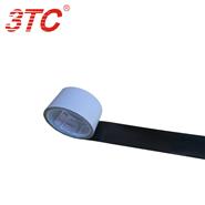 3TC-waterproof PE foam  adheisive tape with dark grey 0.15mm-0.5mm