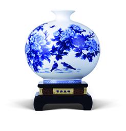 《富貴呈祥》花瓶-1002