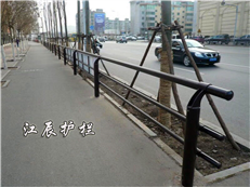 连云港市街道钢制隔离护栏