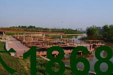 西安木塑护栏、西安木塑廊架、西安塑木座椅条