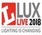 2018年11月14-15日英国照明展览会及整体空间照明展LUX LIVE 2018 /Lightspace 2018