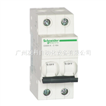 施耐德 iC65N-K微型断路器 IC65N-K 2P C20A