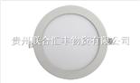 超薄LED圆形面板灯