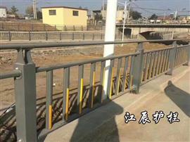 张掖市钢制边缘护栏