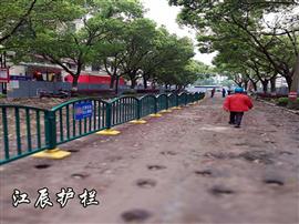 汉中市圆弧护栏