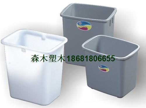 西安塑料垃圾桶、西安广告垃圾桶
