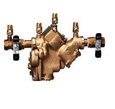 低铅倒流防止器(LF909-QT)WATTS沃茨阀门