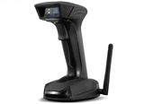 YJ-2503无线433Mhz座充式二维码扫描器