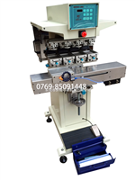 HP160BZ双色转盘移印机