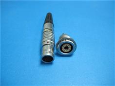 氣電混裝航空插頭