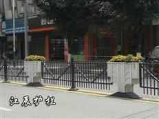 连云港市道路花箱护栏