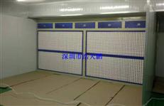干式环保喷漆房(配用油漆过滤纸)