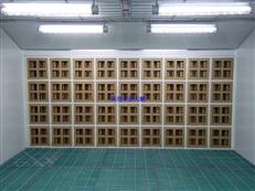 干式环保喷漆房(配用纸箱过滤器)