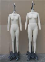 alvanon服装人体模特