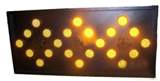 LED施工導向牌|LED箭頭方向指示器