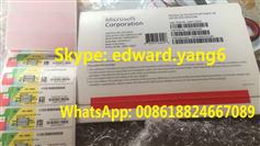 Win 7/8.1/10&Server 2012 OEM Key Sticker DVD Sealed Packing Box