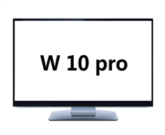 Win 10 Pro DVD Win 10 Professional License Key Code Coa Sticker& DVD& Sealed Packing