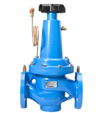 W-DPBV-16/25Q (DN200-DN250)动态压差平衡阀
