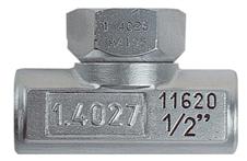 不带过滤器的热动力式疏水阀MODEL. 041西班牙VYC阀门