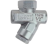 带过滤器的热动力式疏水阀MODEL. 043西班牙VYC阀门