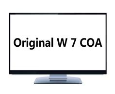 Never Block Online & Phone Actviation Win 7 COA Win 7 Pro COA License Label Sticker