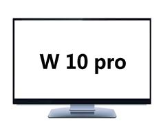 Win 10 Pro Key Coa DVD Win 10 PRO Packing Box