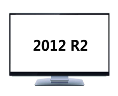 Server 2012 R2 Original License Key Code COA Sticker & DVD& Retail Sealed Packing Box