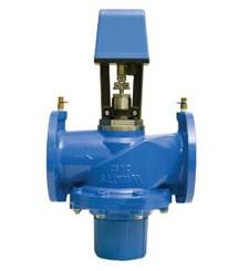 W-PICVXXX-16/25Q (DN200-DN250)动态平衡电动调节阀