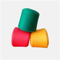 绒羊毛纱线
