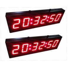 LED時鐘看板|LED時間看板