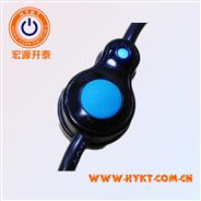 供给塑胶防水按钮开关 IP68带LED指导带线防水一体开关 水下3M