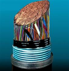 HPVV聚氯乙稀局用配线电缆