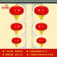 LED亞克力大紅燈籠|led紅燈籠批發