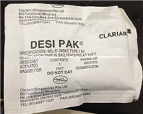 1unit 杜邦纸 CLARIANT DESI PAK干燥剂