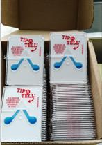 白色TipNTell防倾贴标签